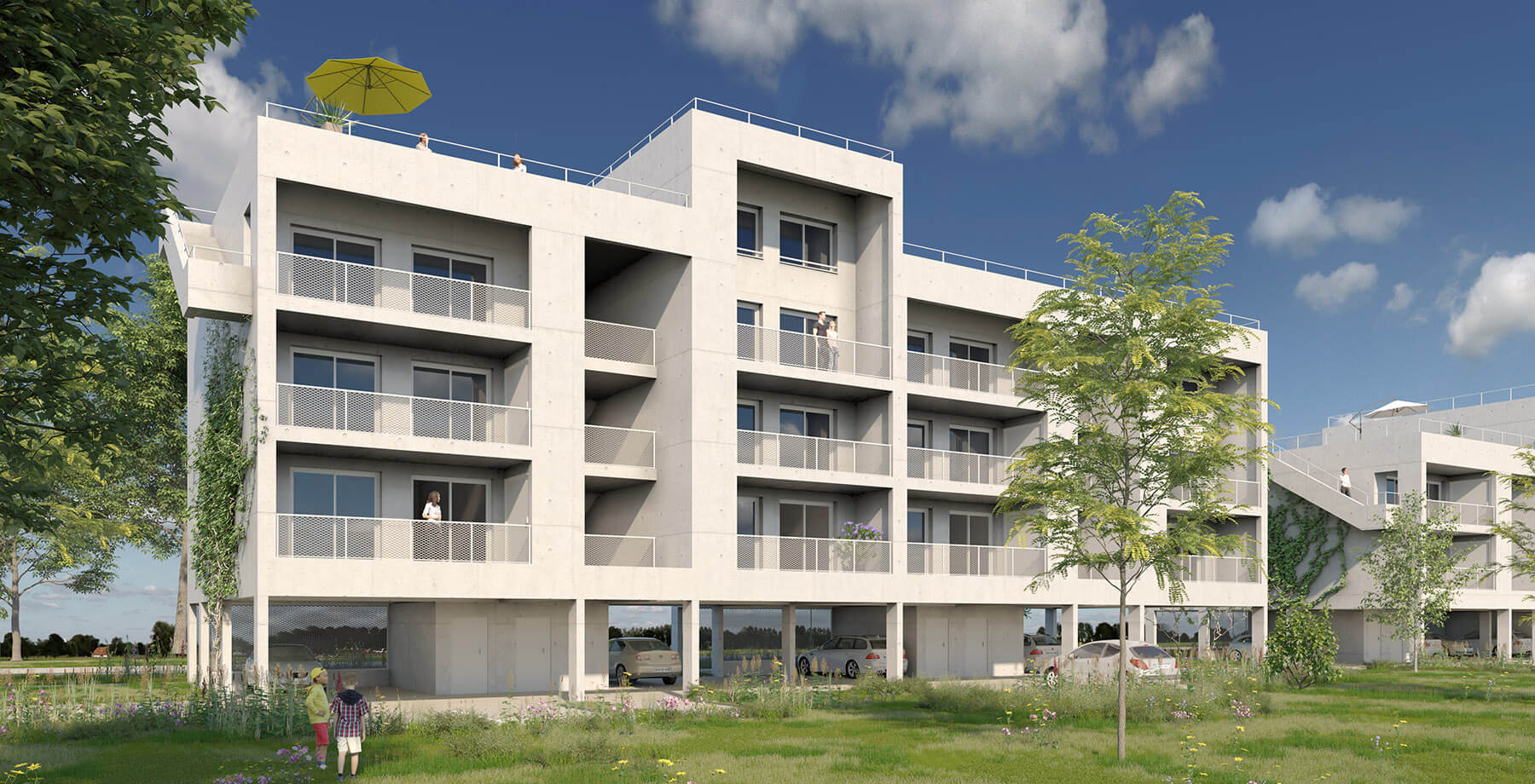 Vue immobilier Domofrance