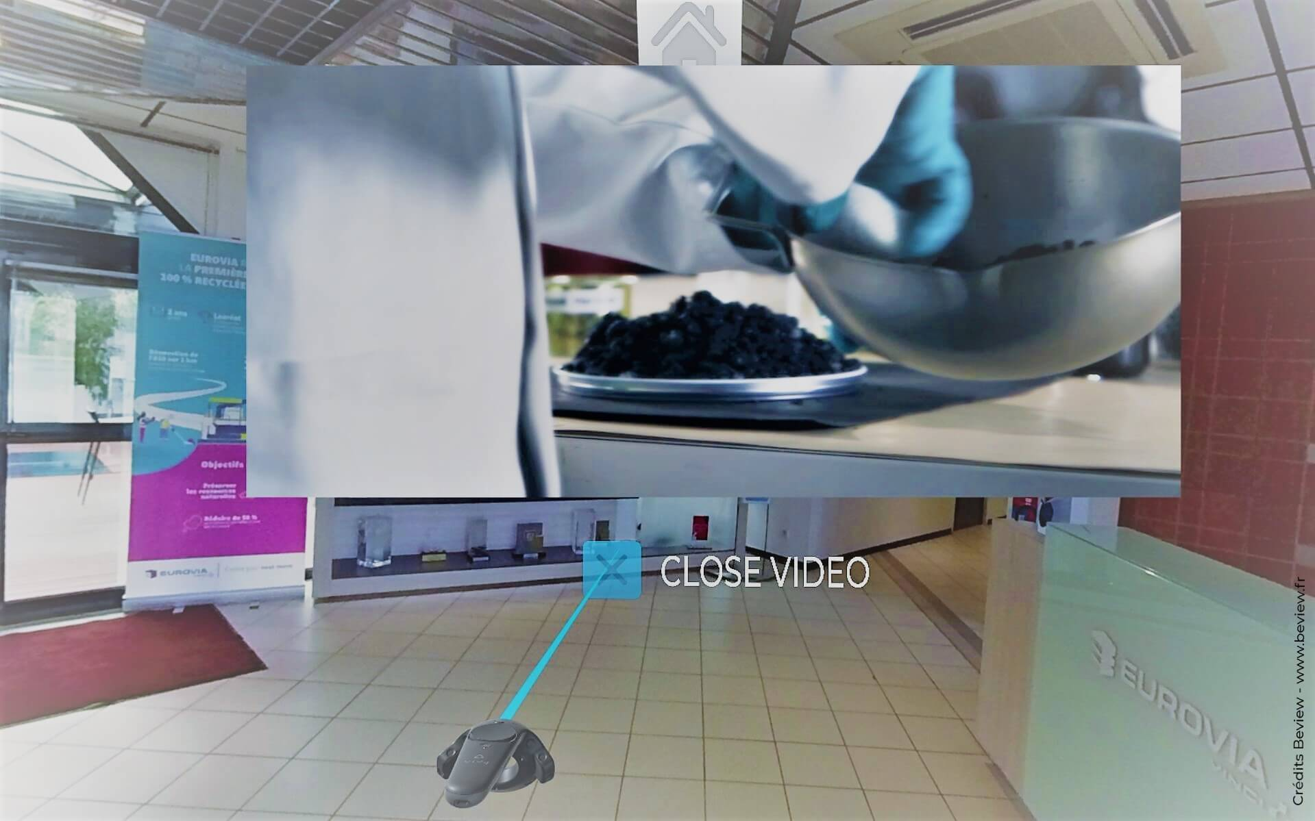 Beview Visite Virtuelle Du Showroom Eurovia